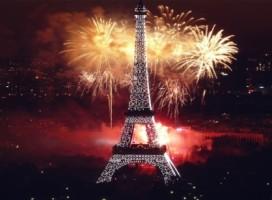 AÑO NUEVO EN PARIS.   Salida 2...